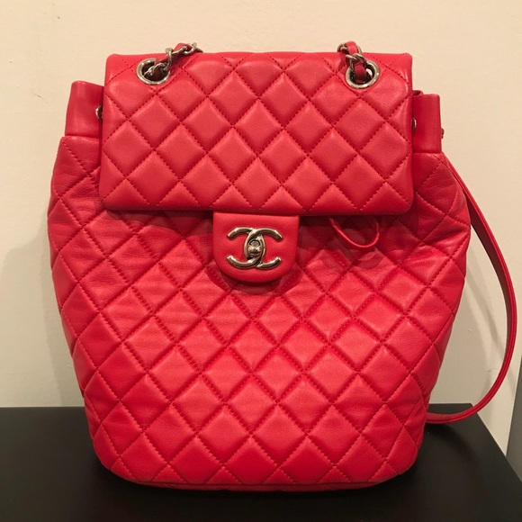 976aeade324b CHANEL Bags | Urban Spirit Backpack | Poshmark